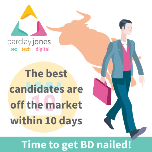 B Ullhorn Bd The Best Candidates Are Off The Market Within 10 Days