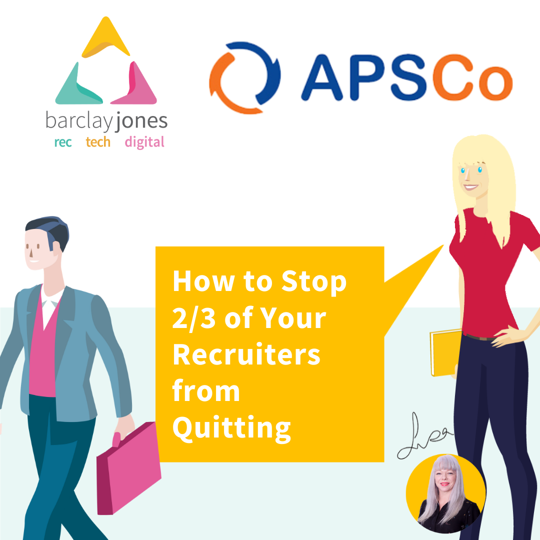 Webinar Recruiters Quitting Aps Co
