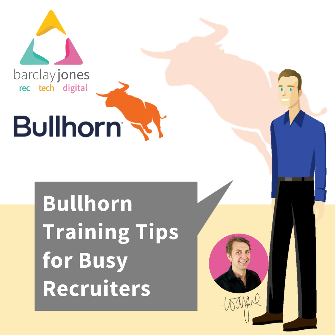 Bullhorn Training Tips