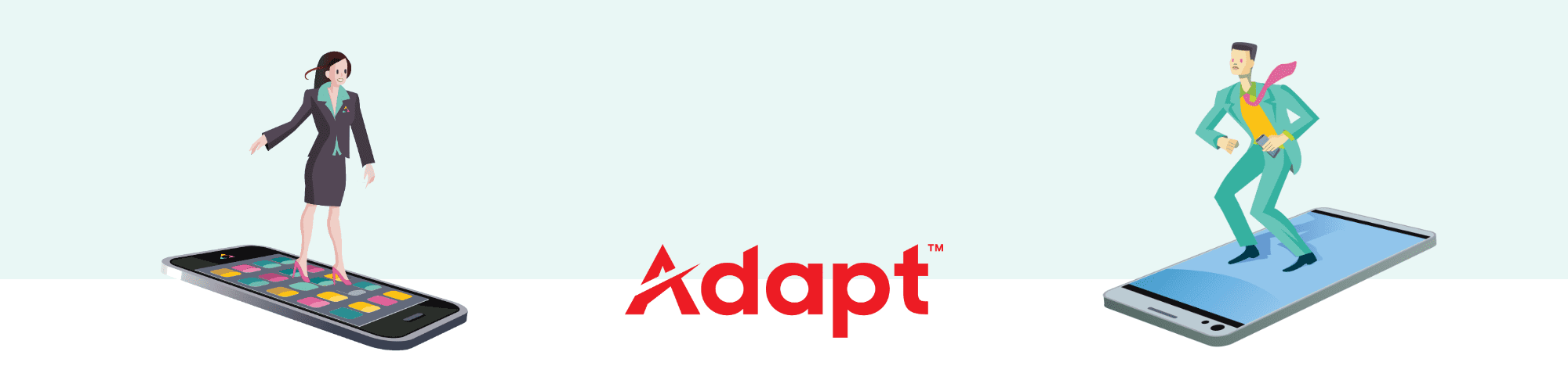 Adapt recruitment training banner - Totum Partners